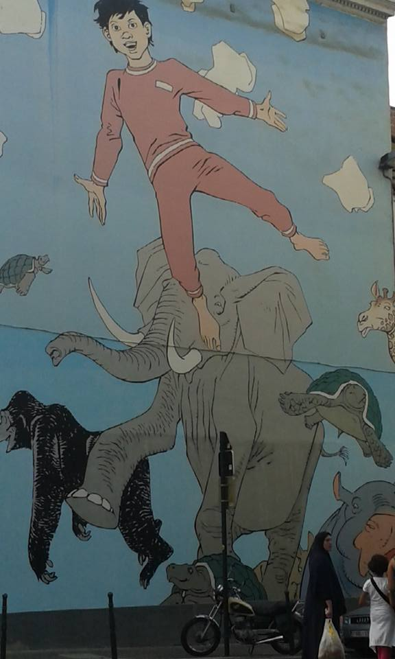 Brussels - Boy&Elephant