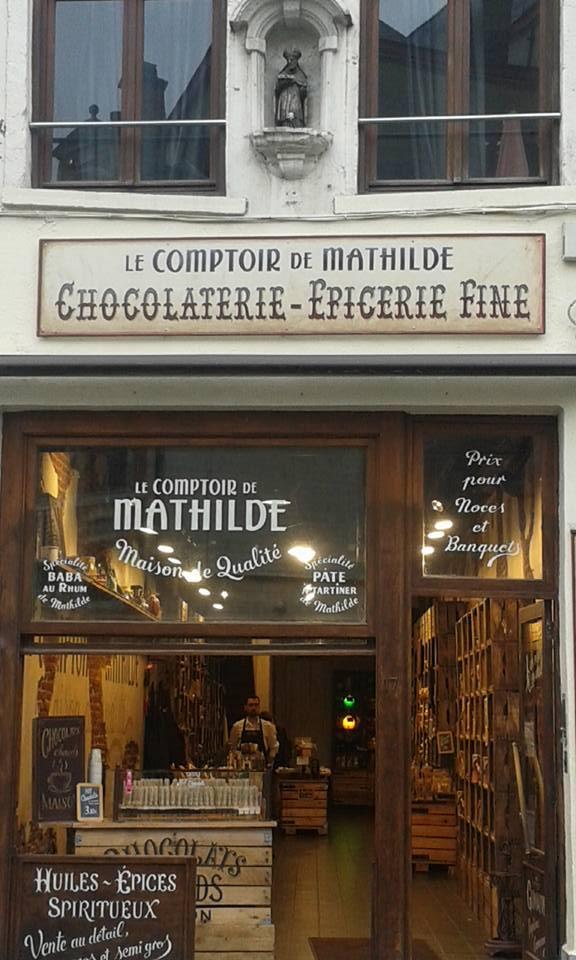 Mathilde choclaterie