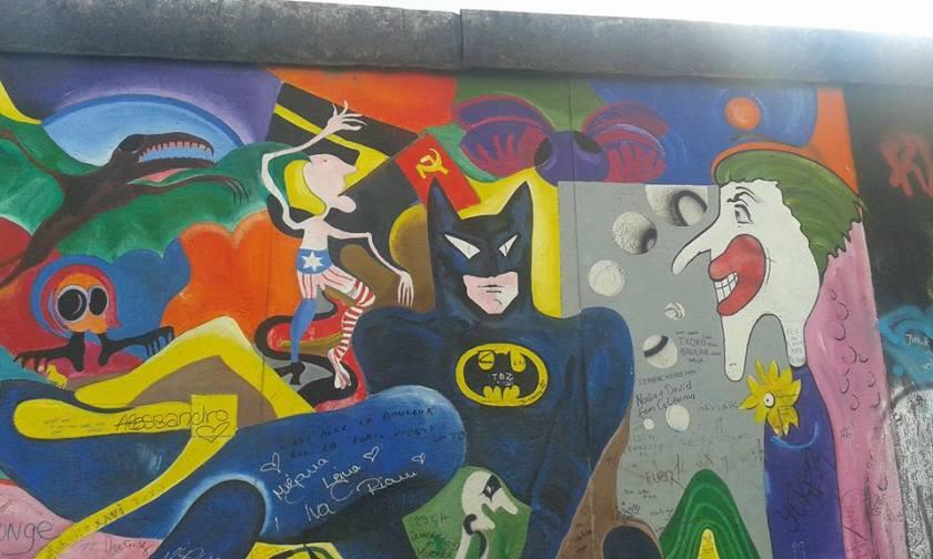 Batman East Side