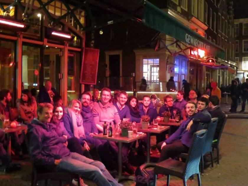 Gewaeght Cafe - Amsterdam