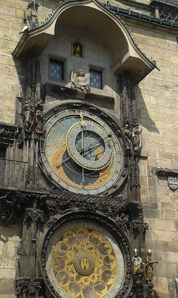 Astrology clock - Prague