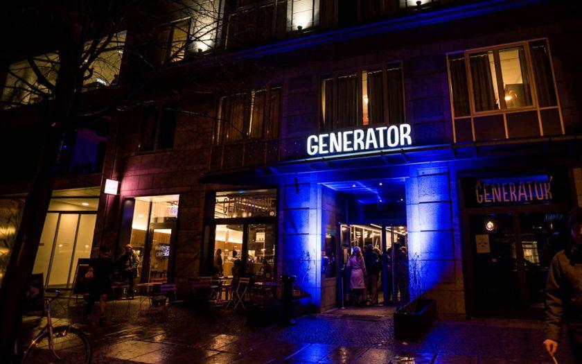 Generator - Berlin