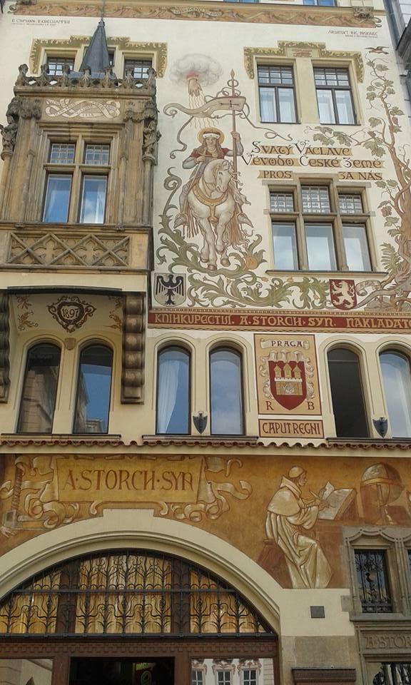 Graffitti - Prague