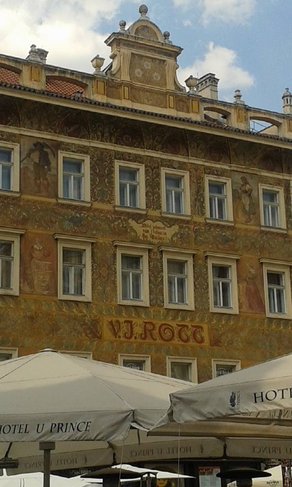 Prague Graffitti