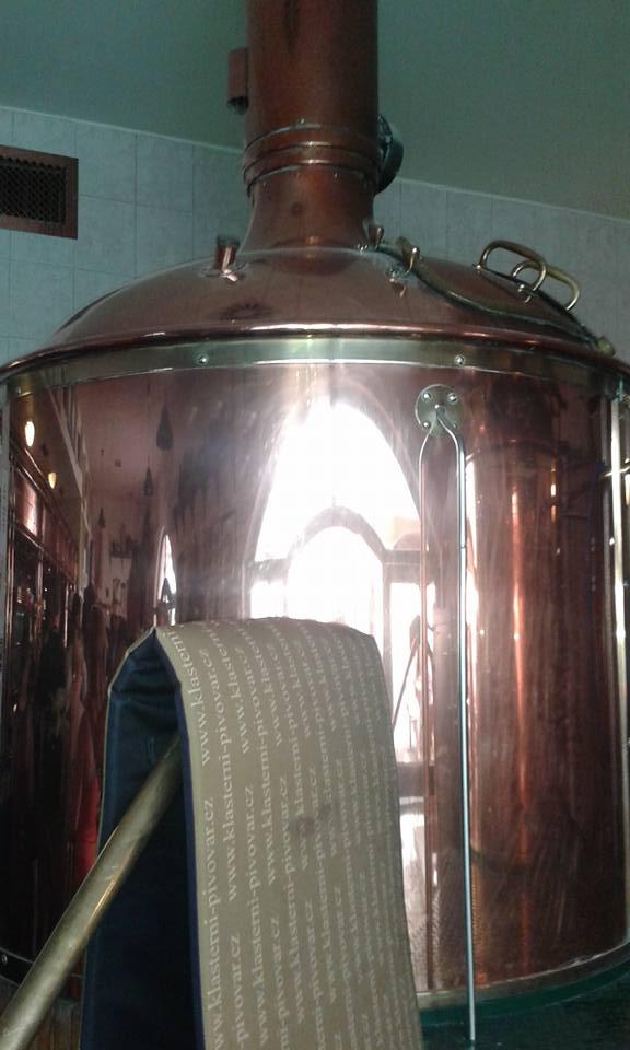 St Norbert Monastery brew