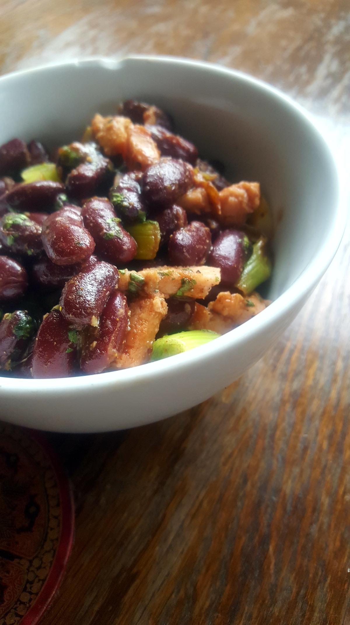 Pancetta & Kidneybeans