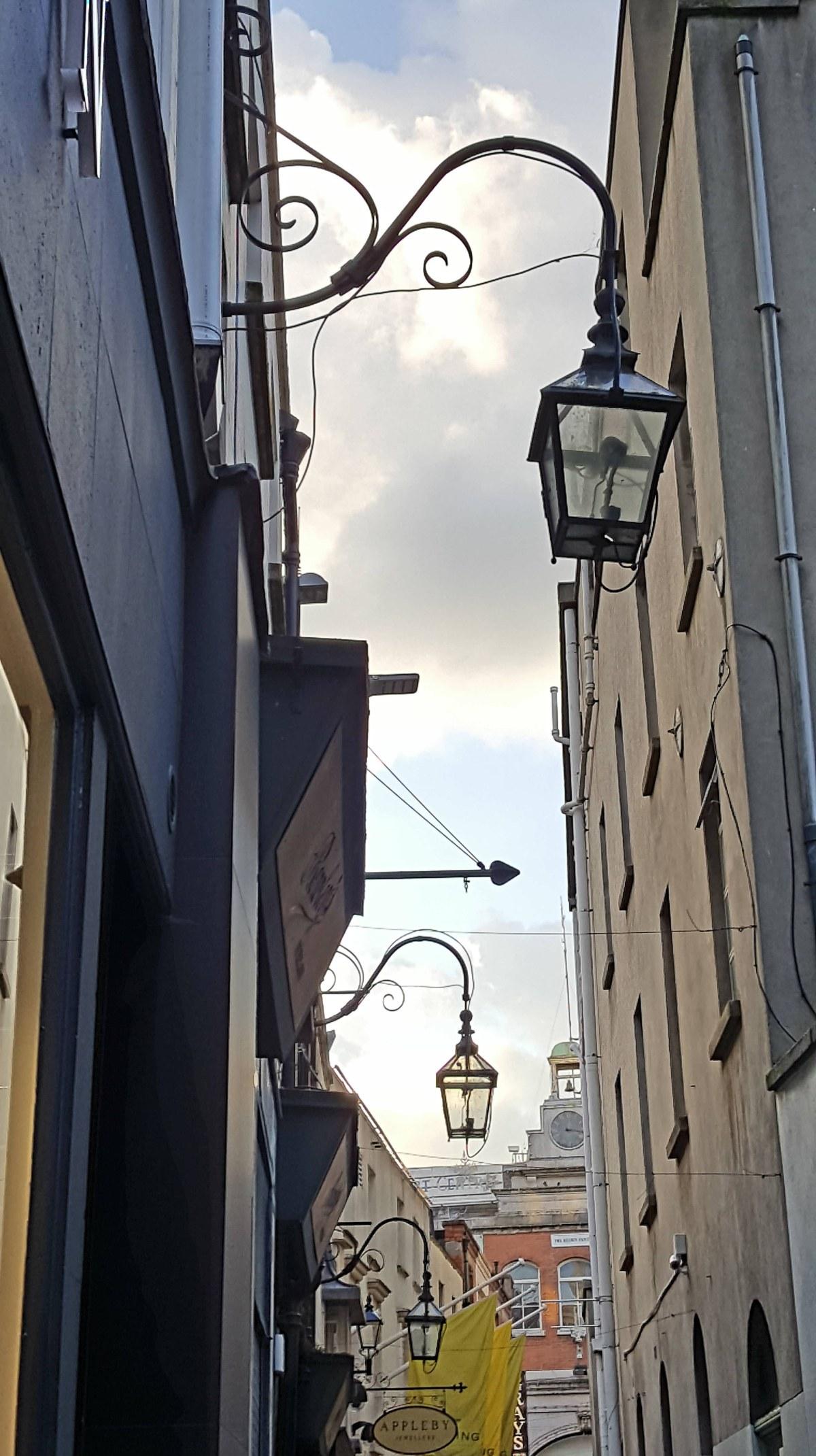 Dublin aesthetics IV